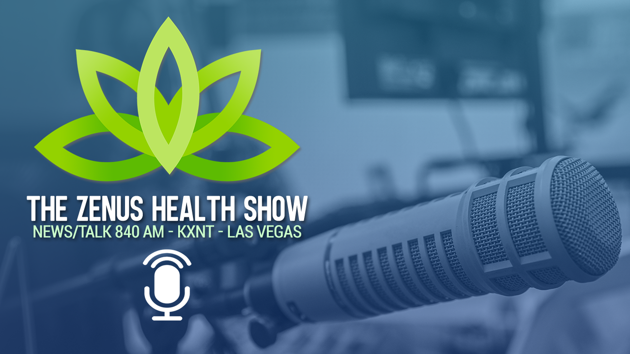 The Zenus Health Show - Episode 8